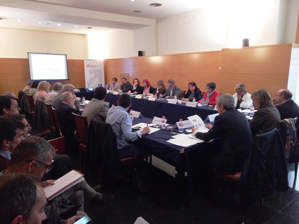 Un momento de la 43 reunión del Comité Ejecutivo
